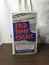 End Time Signs by Marilyn Hickey on 3 Cassettes