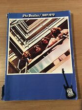 THE BEATLES - 1967-1970 - Guitar Tab Edition