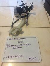 2012 Kia Optima OEM Right/Pass. Front Side Door Actuator with Handle 813214C010