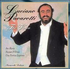 The Voice 1997 by Pavarotti, Luciano - Disc Only No Case