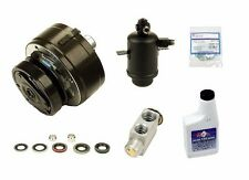 Mercedes Complete A/C Repair KIT Behr Compressor with Clutch & Drier & Oil NEW