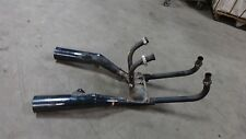 1984 Honda V65 Sabre VF1100 VF 1100 H928. complete exhaust pipe muffler headers