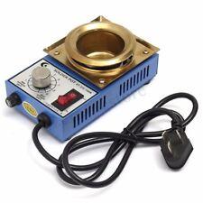 220V 150W Solder Pot Soldering Desoldering Bath Titanium Plate 200-450°C HOT
