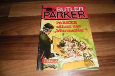 Günter Dönges -- BUTLER PARKER  # 425 -- ZÄHMT das MURMELTIER...