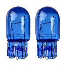 2x w21/5w t20 580 final lámpara Xenon Weiss blanco lámpara pera bombillas 5000k