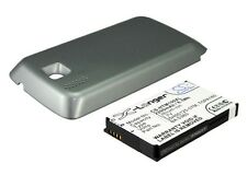 BATTERIA PREMIUM per HTC Mega, 100 BA S360, TOPA160, Touch2, 35H00125-07M, T3333