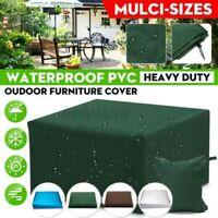 Wasserdicht Garten Terrasse Möbel Set Abdeckung Für Rattan Tisch Würfel