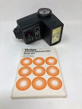 Vivitar Electronic Flash Model 283 Includes Manual