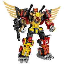 Transformers Predaking Predacon Set Tantrum Razorclaw Headstrong Figure 50CM Toy