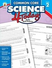 Common Core Science 4 Today, Grade 2: Daily Skill Practice (Common Core 4 Today)