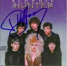 Debbie Harry signed Blondie The Hunter cd