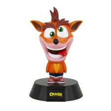 OFFICIAL CRASH BANDICOOT ICON LED MOOD NIGHT LIGHT DESK LAMP NEW IN BOX
