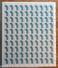Berlin 863 postfrisch Bogen SWK Sehenswürdigkeiten Formnummer sheet MNH