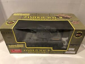 21st Century Toys Ultimate Soldier WWII German 1:18 Radio Control Panzer IV