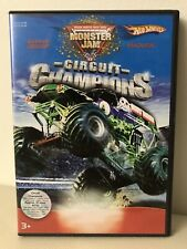 Monster Jam Circuit Champions 2004 World Finals (DVD) Grave Digger / Madusa
