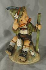 """Original Vintage Hummel Goebel Figurine - Mountaineer 5"""" Tall"""
