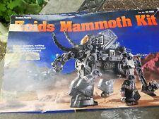 Tandy Zoids Mammoth Kit RadioShack 60-1066 ,works.