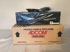 Adcom GSA-700 Surround Surround Sound Processor / Preamp / 3-Ch Amplifier Dolby