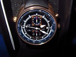 Aviator F Series 10 ATM Chronograph / Compass Watch AVW1900G243
