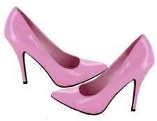 New Womens Mens Drag Queen Crossdresser High Heel Platform Court Shoes Plus Size