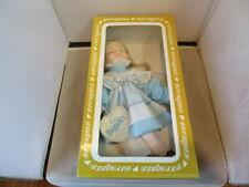 "Effanbee Huggables Alice In Wonderland Doll NIB 14"""