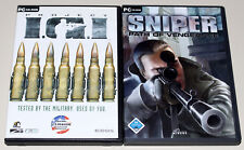 2 PC Jeux Set-Project Tamm & SNIPER PATH OF VENGEANCE-EGO Shooter I.G.I.