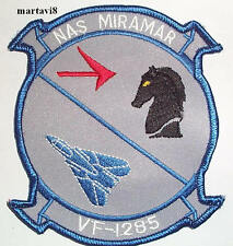 US. Navy Miramar `Top Gun` Station Cloth Badge / Patch (S5)