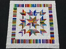 Scrappy Baby Quilt Top - Lots 