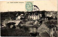 CPA    Pont- Scorff (Morbihan) (431175)