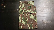 Portuguese Army Camouflage BDU Shirt, Size Small - Airsoft - Costume