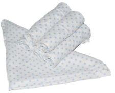 Baberos y paños de muselina para bebés