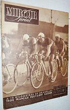 MIROIR SPRINT N°99 1948 CYCLISME PARIS-BRUXELLES FOOTBALL SO MONTPELLIER RUGBY