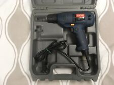 Ryobi 3/8 VSR Electric Drill With Carry Case