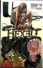 Hexed #1 Boom Studios NM Unread Bag and Board