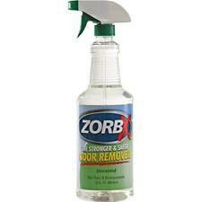 New listing Eliminador De Malos Olores Sin Fragancia En Spray Desodorante Ambiental Zorbx