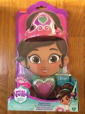 Nella The Princess Knight Knightly Heart & Princess Tiara Roleplay Set