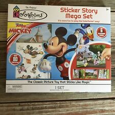 The Original Colorforms Mickey Mouse Mega Set M2