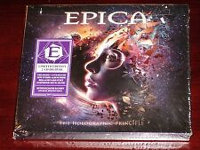 Epica: The Holographic Principle - Limited Edition 2 CD Set 2016 NB Digipak NEW