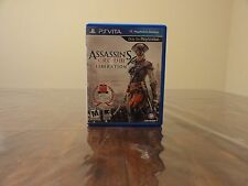 PSVITA Assassins Creed III Liberation