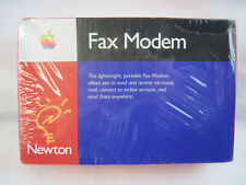 Vintage Apple Newton Fax Modem, Model H0005Z/A for MessagePad New Sealed