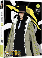 One Piece Collection 11: Episodes 253-275 (DVD, 2015, 4-Disc Set)