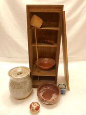 Tea Set Japanese Tea Ceremony Traditional  Vintage #59