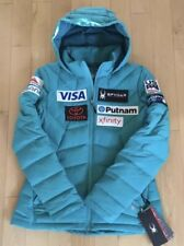 NEW 2018 US Ski Team Spyder Down Jacket Women's XS