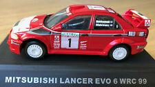 Mitsubishi Lancer Evo 6 WRC 1999 - jadi 90017 1:43