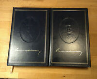 Discourses of President Hinckley, Volumes 1 & 2, LDS Leatherbound Hardcover Set