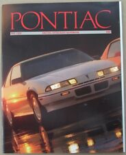 1989 Pontiac Firebird Trans Am GTA GTO 30 Years of Performance Racing