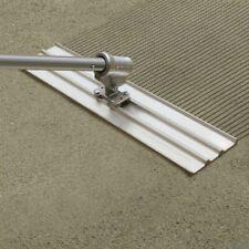 "Kraft Tool Multi-Trac Bull Float Concrete Groover 36"" x 2 1/4"" Spacing w/Bracket"