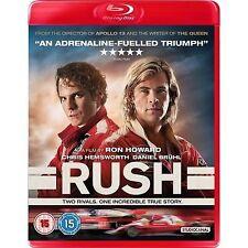 Rush (Blu-ray) Chris Hemsworth - Ron Howard