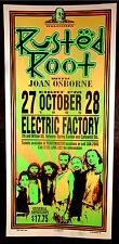 Rare Mark Arminski Rusted Root Joan Osborne 1995 Silkscreen Concert Poster