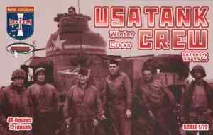Orion 1/72 USA Tank Crew (Winter Dress) WWII # 72050